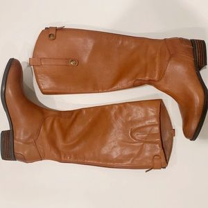 SAM EDELMEN   Penny Riding Leather Boots